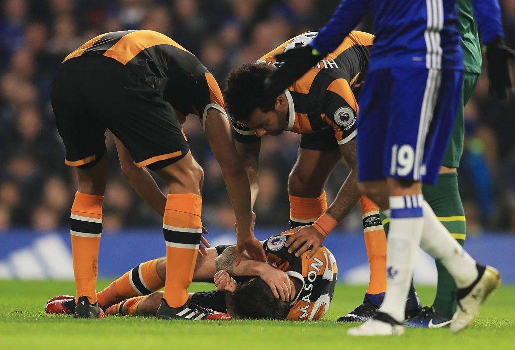 OFFICIAL: Ryan Mason has announced his retirement from football on medical advice following the head injury he suffered on 22nd January 2017 against Chelsea.