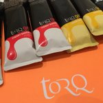 Run for cake?! How about with cake! 🤣🍰 Introducing new @TORQfitness gel flavours YUM YUM #LemonDrizzle #CherryBakewell #EnergyGels #TORQFuelled