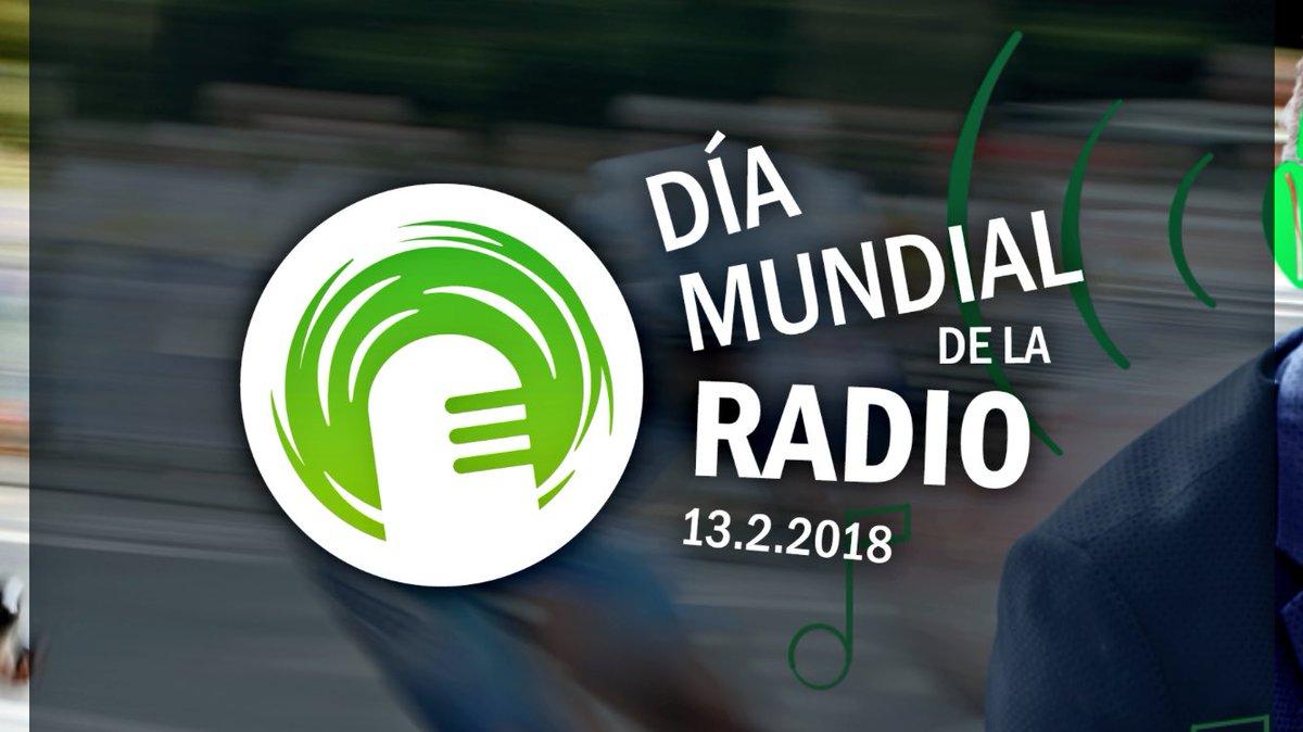 Hey heeyy heeeyyy good morning people!!! Hoy compartimos con el HT #MiAmorPorLaRadio para celebrar el #DíaMundialDeLaRadio <br>http://pic.twitter.com/xsqz6QSm6k
