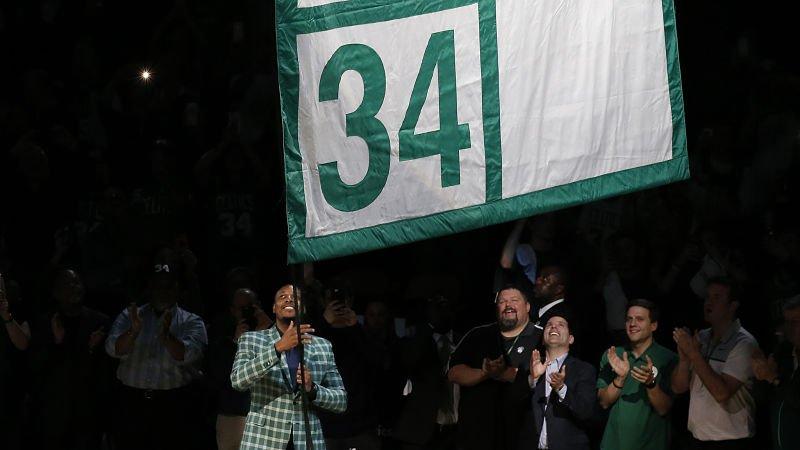 Zesty Boston Celtics's photo on Paul Pierce