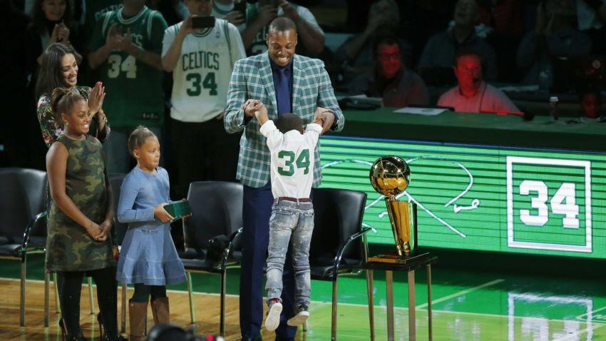 Boston Celtics News's photo on Paul Pierce