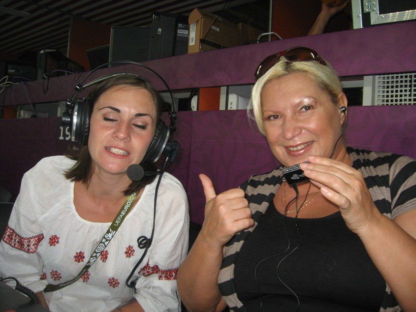 Audio-descriptive Commentary can have a life-changing impact for many partially sighted and blind football fans. Read more about how the service has revolutionised matchdays for Larissa and Hannah at cafefootball.eu/en/news/life-c… #WorldRadioDay #EqualGame #totalaccess