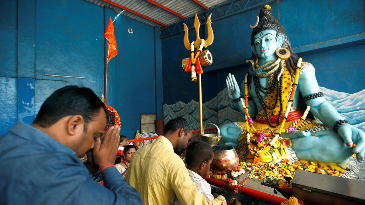 Maha Shivratri 2018: Puja Muhurat, fasting and auspicious timings to celebrate the festival https://t.co/dh9deYtnOp