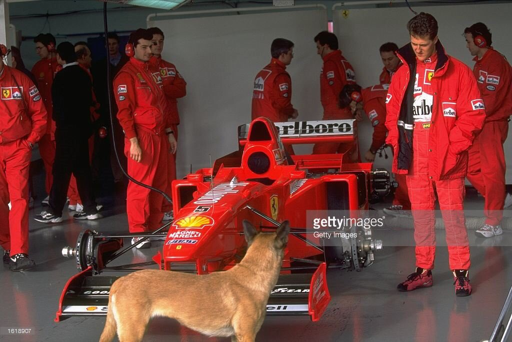 F1 Twitter: F1 In The 1990s 🏎 (@1990sF1)
