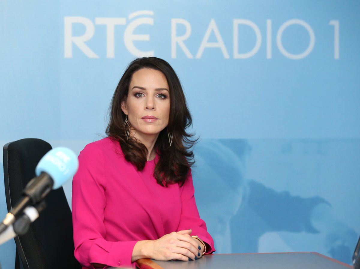 Tonight&#39;s @LatedebateRTE - and every Tuesday - is presented by Sarah McInerney. Tune in Wednesdays for Katie Hannon and every Thursday for Fionnuala Sweeney @RTERadio1   #WorldRadioDay2018 <br>http://pic.twitter.com/RZBFmJwPTP