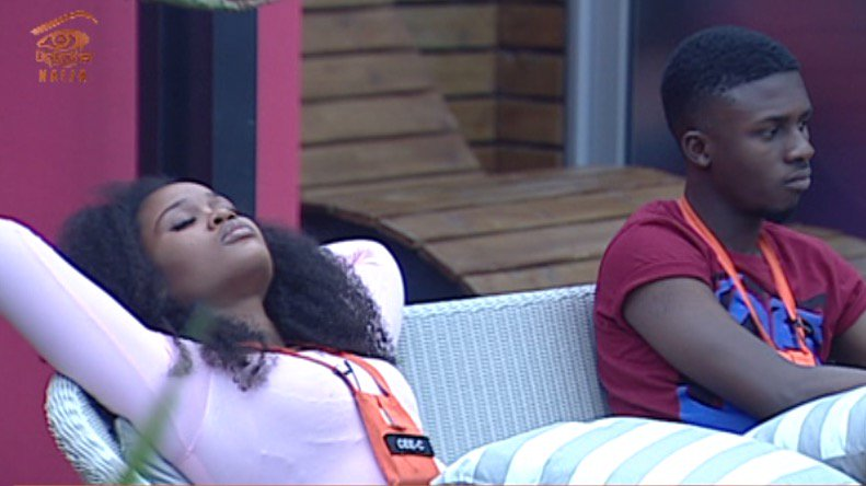 #BBNaija 2018 Update; Cee-C and Lolu become strategic pair after receiving two strikes from Big Brother
