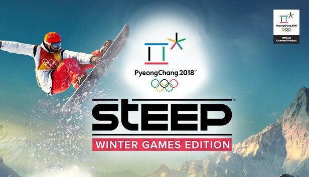 Earn gold from the comfort of your home!  Steep Winter Games Edition now only £27.99!   Don't forget to trade in your old games to get it even cheaper!! https://t.co/WQT6Prhljt