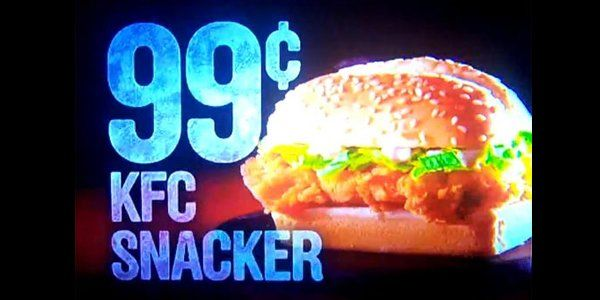 Dollar Bill Within The Lettuce Of Their 99 Cent Snacker Burger Theorists Put Forward That Company Wanted People To Associate Spending A