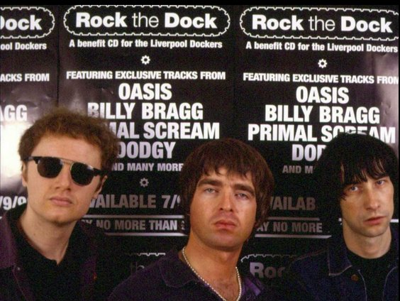 Last year Primal Screams Bobby Gillespie put together a list of his top 10 Oasis hits. We then made it into a playlist on @Spotify.  Click here to 🎧 Oasis.lnk.to/SPTFPS