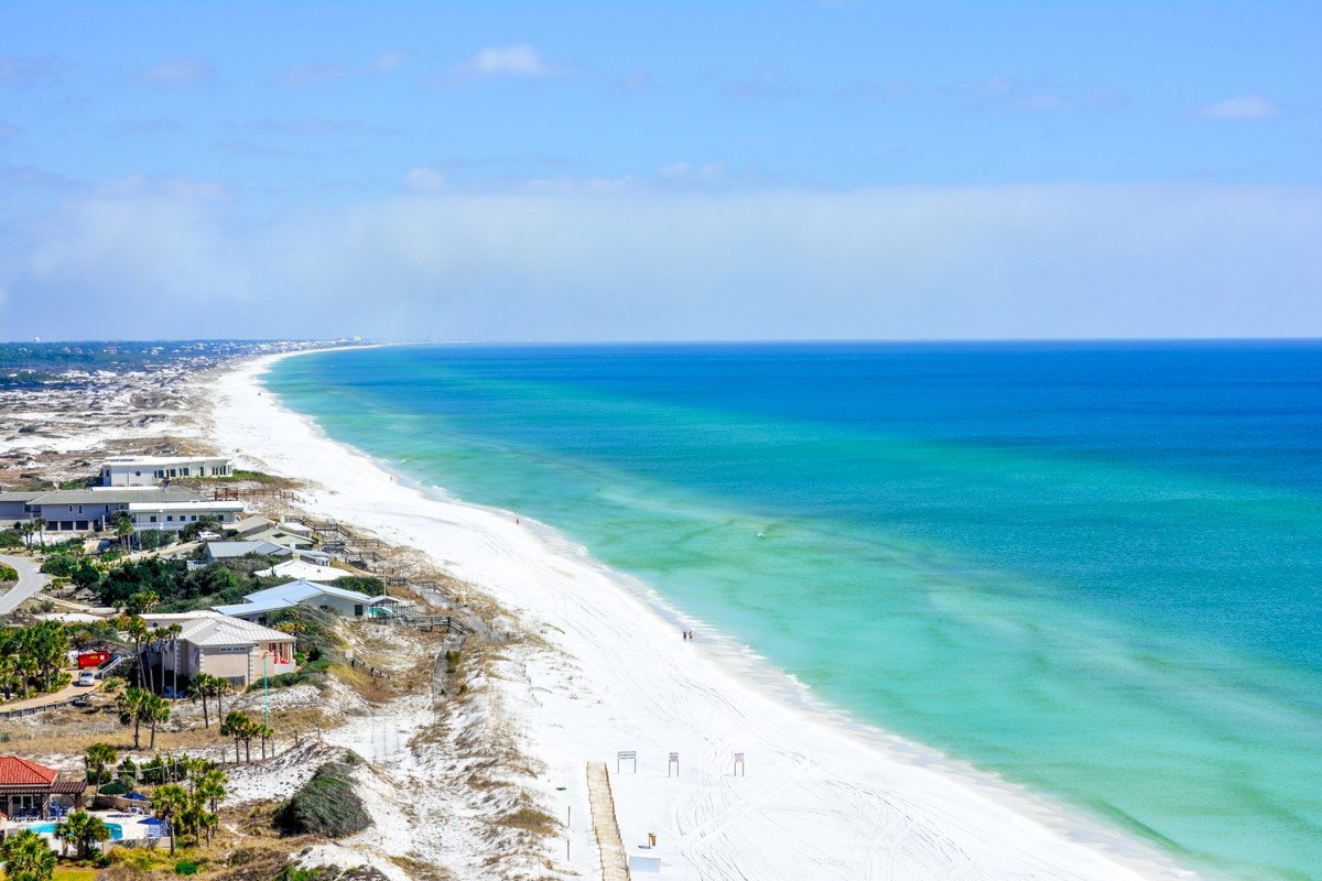 A5 The beaches in @SouthWalton are beaut...