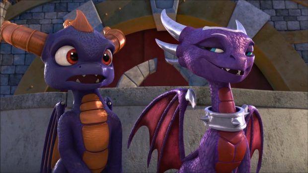 Según fuentes cercanas al proyecto, Activision está trabajando en... ¡Spyro the Dragon Trilogy Remaster para PS4! buff.ly/2EpAYmS