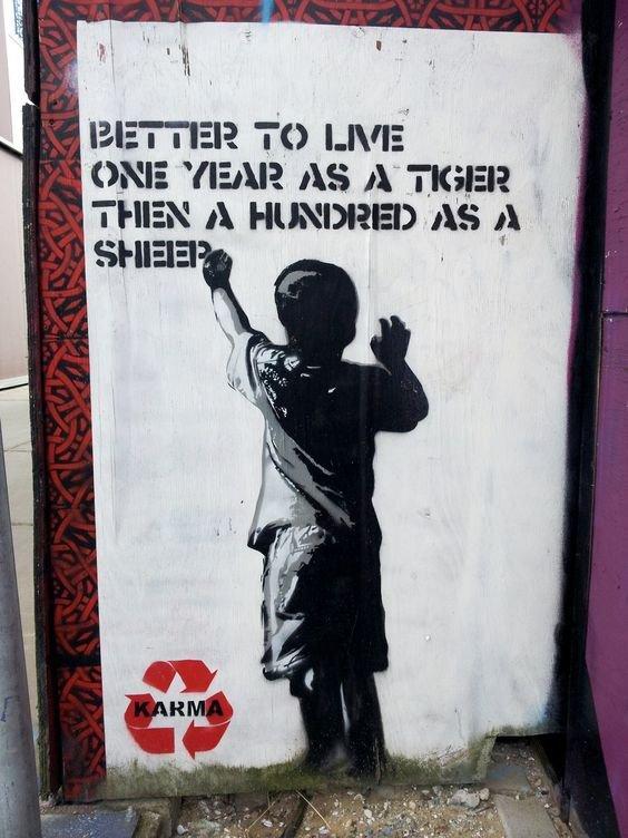 banksy graffiti quotes - 640×960