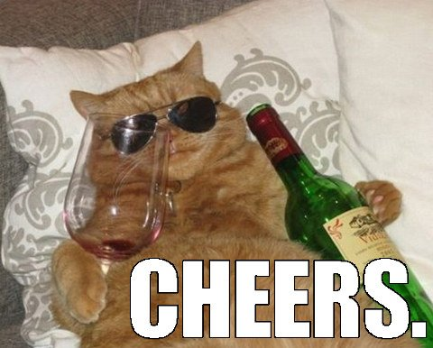 #MySpiritAnimalWould  drink all of the wine, so you better bring extra for you. <br>http://pic.twitter.com/qzraTQpFyI