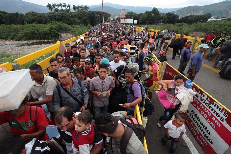> Mi@EstadaoIntergração venezuelana tem números semelhantes aos da crise no Mediterrâneo, alerta agência  https://t.co/Hd4Mrzh4xP