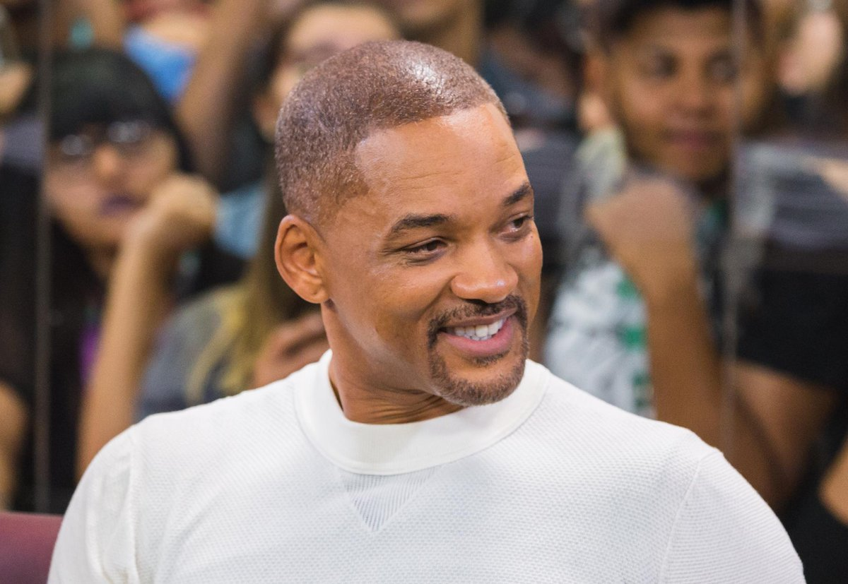 ET Canada's photo on Will Smith