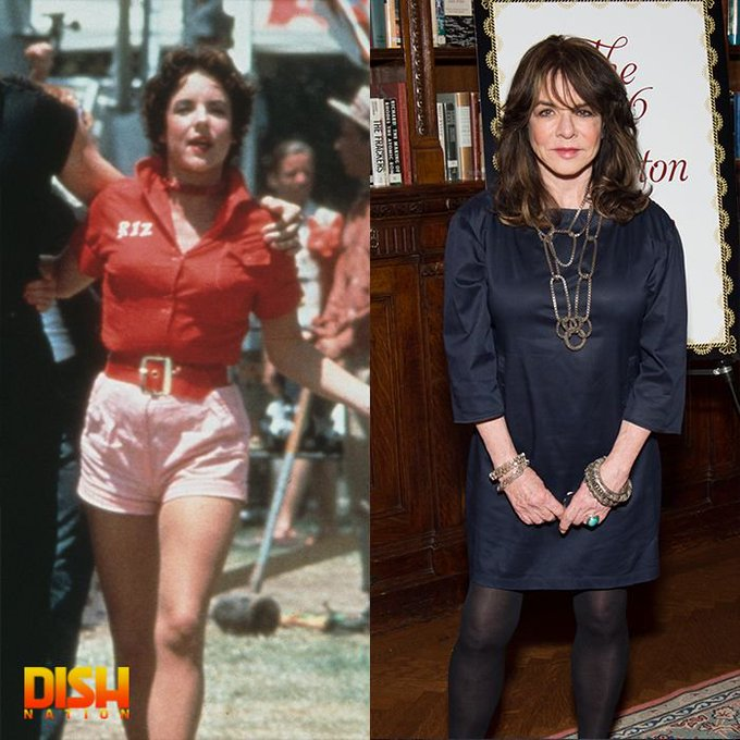 Happy 74th birthday to Rizzo from \Grease\ aka Stockard Channing