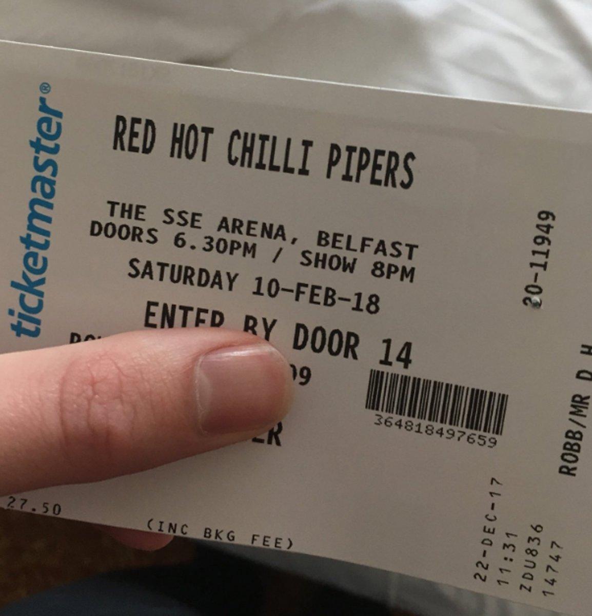 Casal vai a Belfast ver Red Hot Chili Peppers, mas descobre que comprou ingresso para show de gaita de foles https://t.co/rn6a6dgb2Y #Planeta Bizarro #G1