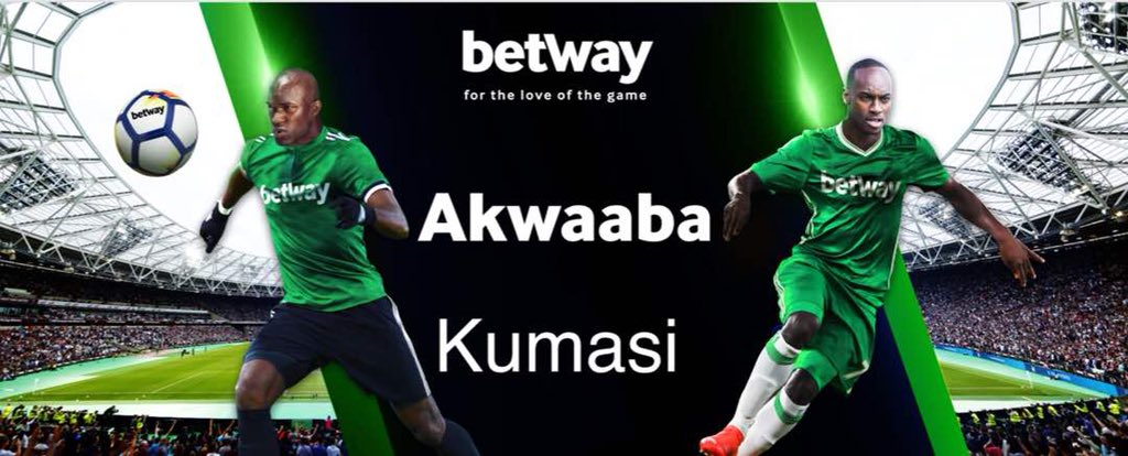 @betway_gh Welcome to Oseikrom #BetwayIn...