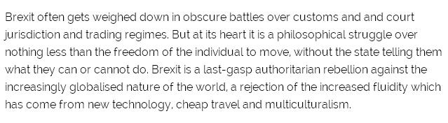 There's no such thing as a liberal Brexit https://t.co/EBCV38IrJk https://t.co/yHG2EhNgjR