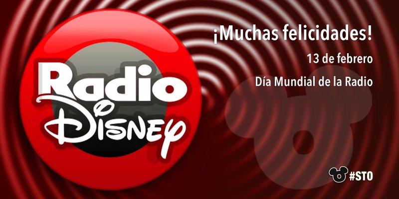 ¡Muchas felicidades a Radio #Disney, en...