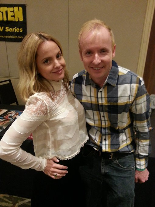 Happy Birthday to actress Mena Suvari.  :)