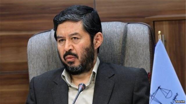 مدعي عام مدينة  #مشهد  #ايران : صلاحياتن...
