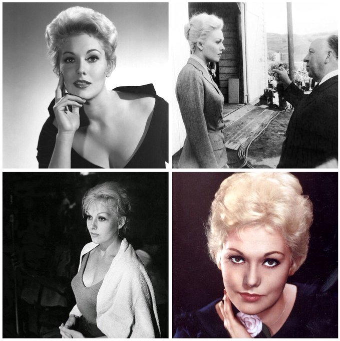 Happy birthday to Kim Novak. The VERTIGO star turns 85 today.