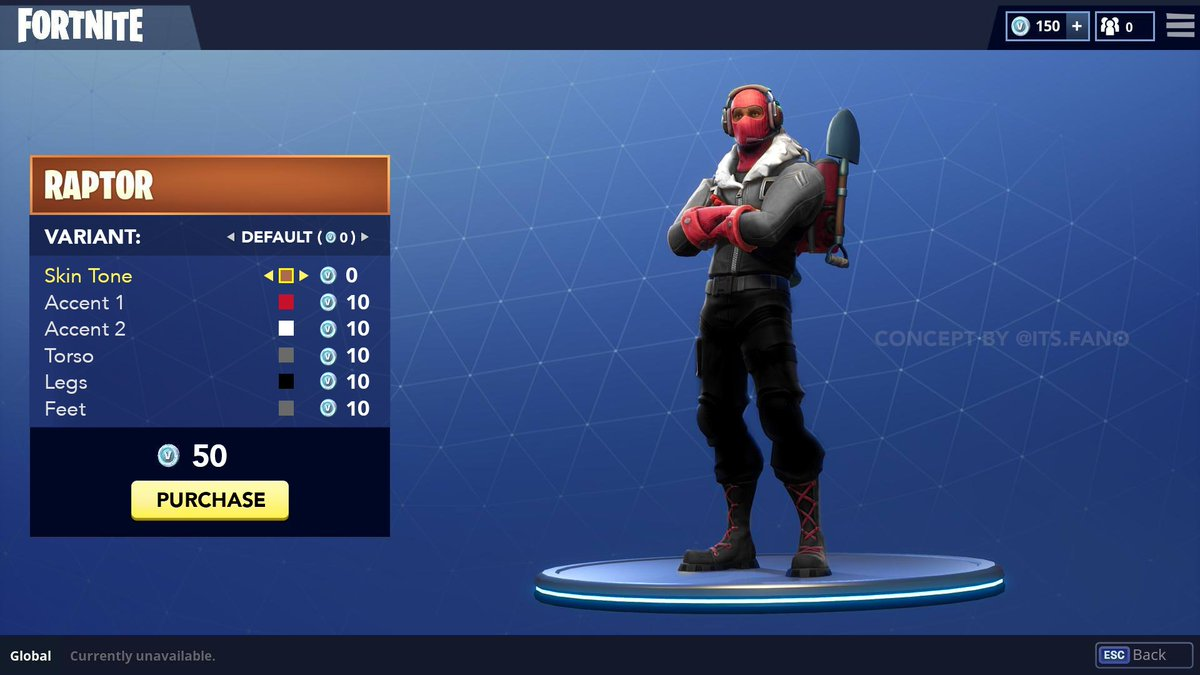 Fortnite News Fnbr News On Twitter Quot Concept Colour