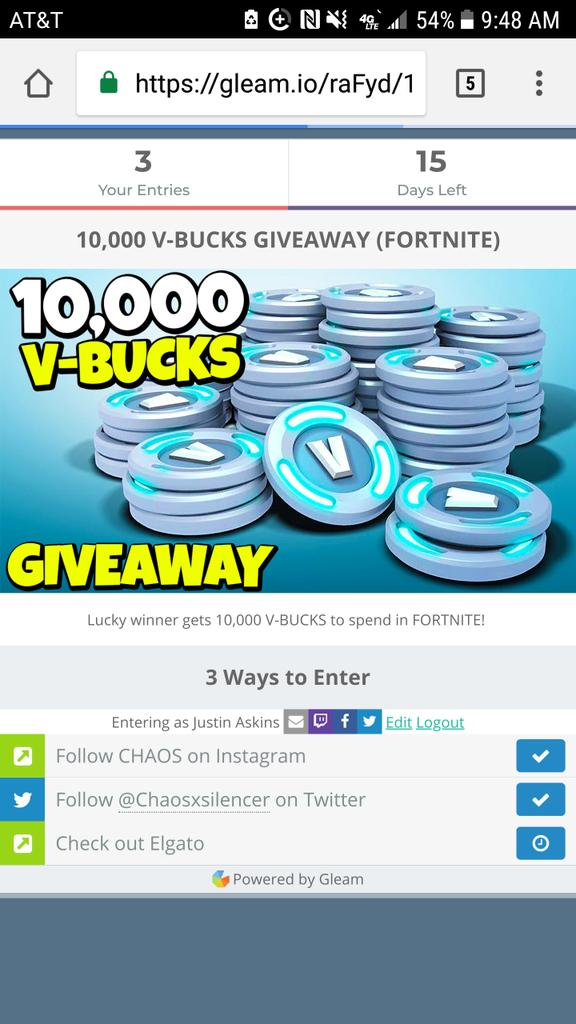 10 000 likes giveaways