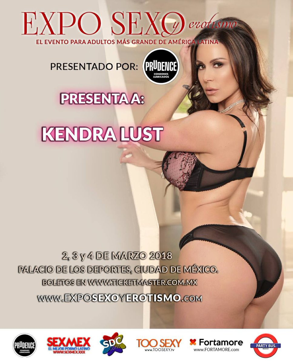 Kendra Lust  - meet me Marc mexicocity lustarmy twitter @KendraLust