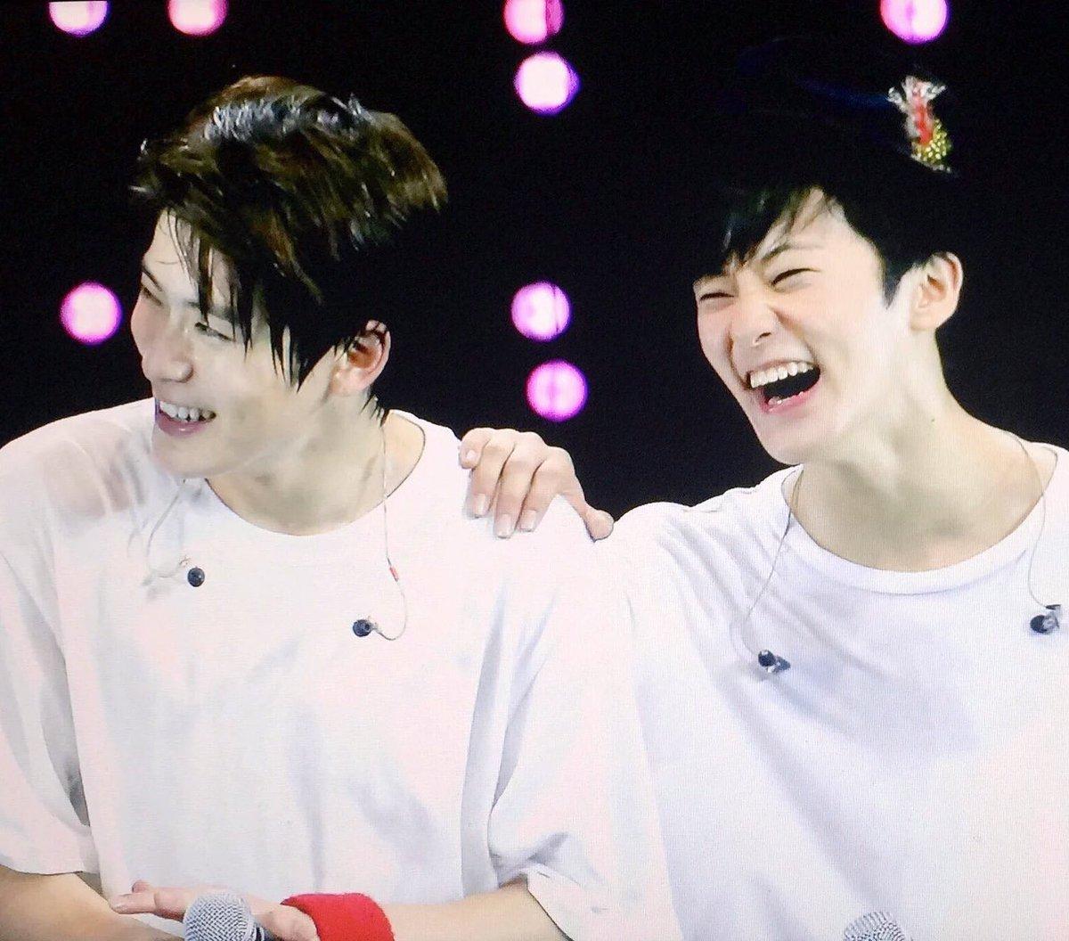 mark with jaehyun (2014-2018) #HappyJaeh...