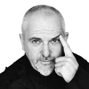 A very happy birthday to Peter Gabriel - 68 years old today!