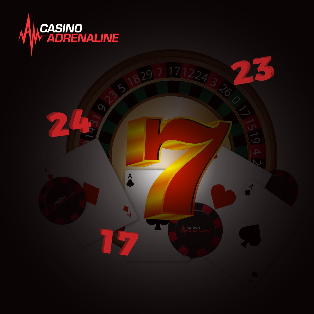 test Twitter Media - Did you know these are the most popular roulette numbers? https://t.co/c7EEs6DmSi
