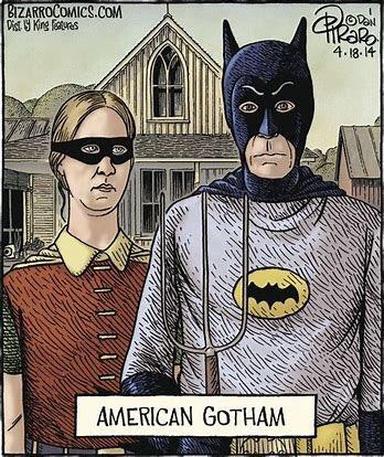 When your a big fan of Gotham art  #WhyAutoCorrectCanKissMyBass <br>http://pic.twitter.com/wZsE5sVbw0