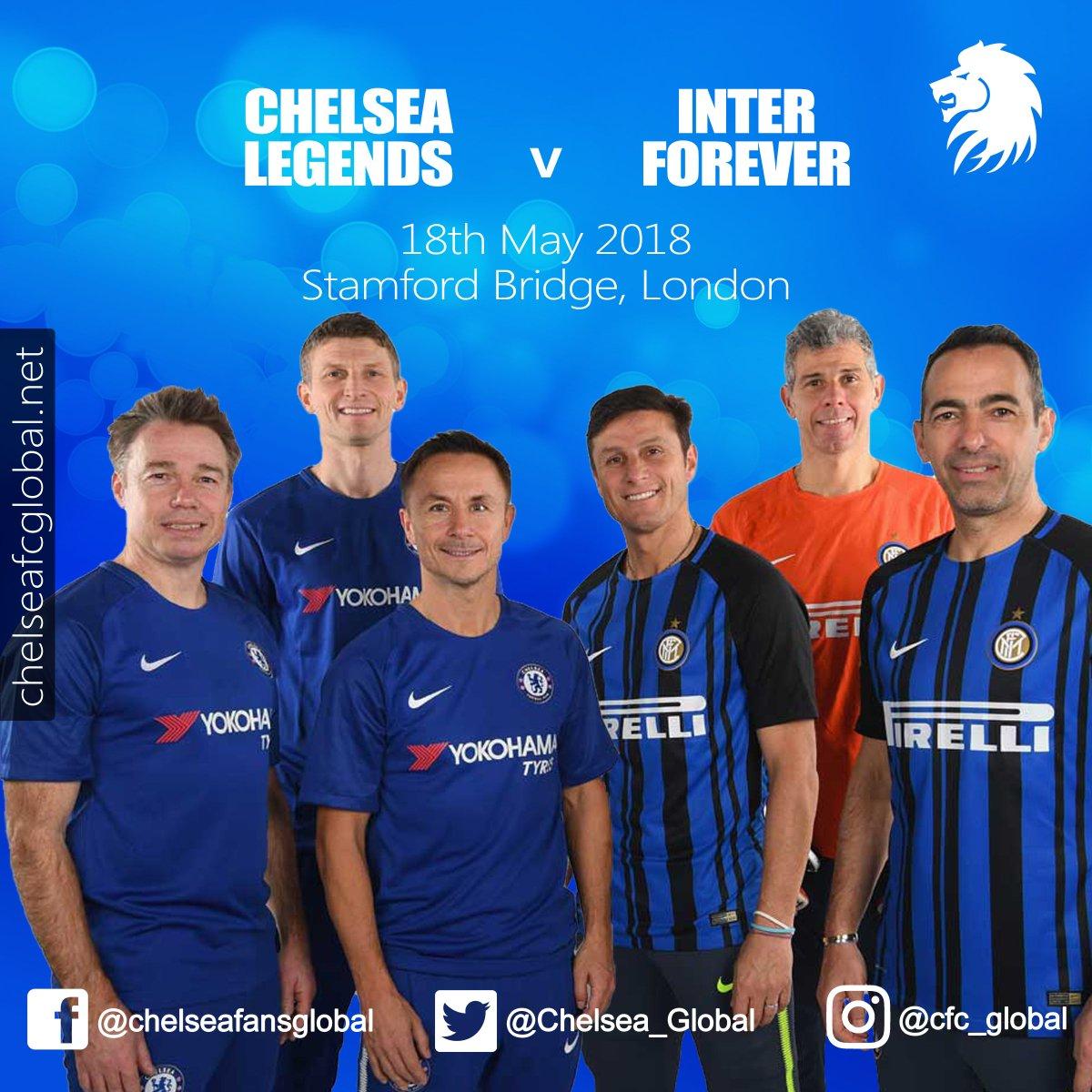 Chelsea Fc Legends Tour