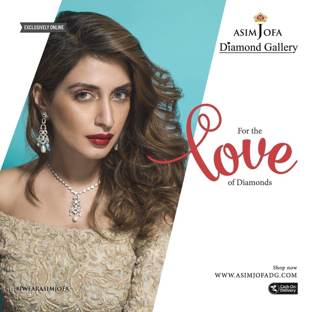 For the Love of Diamonds.....   Exclusive Valentine Collection is up for grabs....  Shop now at:  https://www. asimjofadg.com /    #Diamondsareforever #PerfectValentinesgift #Lovealltheway #Valentines #Perfectgift #Loveatfirstsight #IwearAsimJofa #DiamondRings #DiamondPendants #DiamondTops<br>http://pic.twitter.com/BrM0ChWI1n