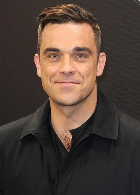 Happy Birthday Robbie Williams