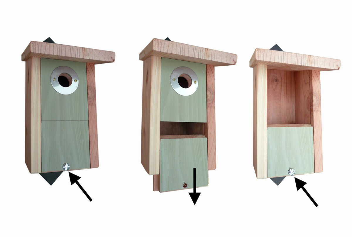 In this weeks #winitwednesday were giving away a conservation nest box to celebrate #NationalNestboxWeek meadowinmygarden.co.uk/wildlife-garde… - Please RT to enter our competition