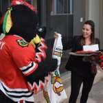 Image for the Tweet beginning: Thanks @BhawkTommyHawk for stopping by