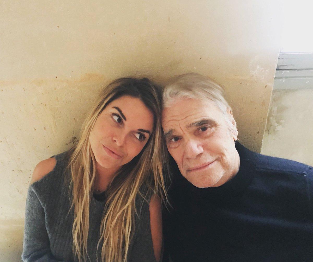 Sophie et Bernard Tapie