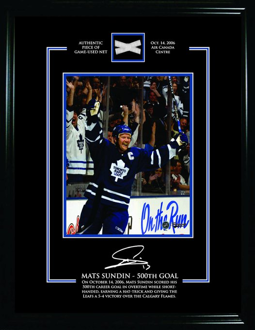 Happy Birthday to Leafs Mats Sundin