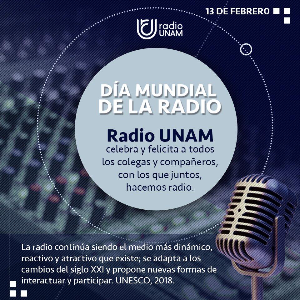 #DíaMundialDeLaRadio  Somos #ExperienciaSonora<br>http://pic.twitter.com/31nofyhrNQ