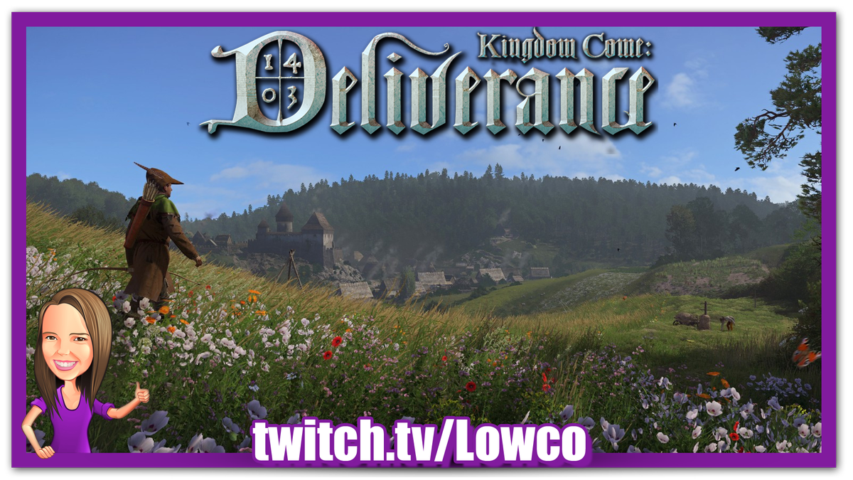[LIVE] Taking our first look at Kingdom...