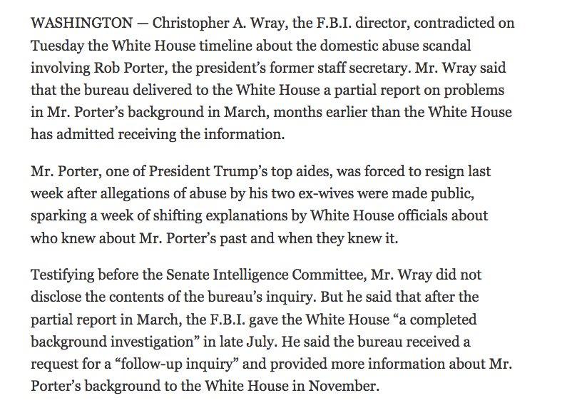 Background Investigation Timeline