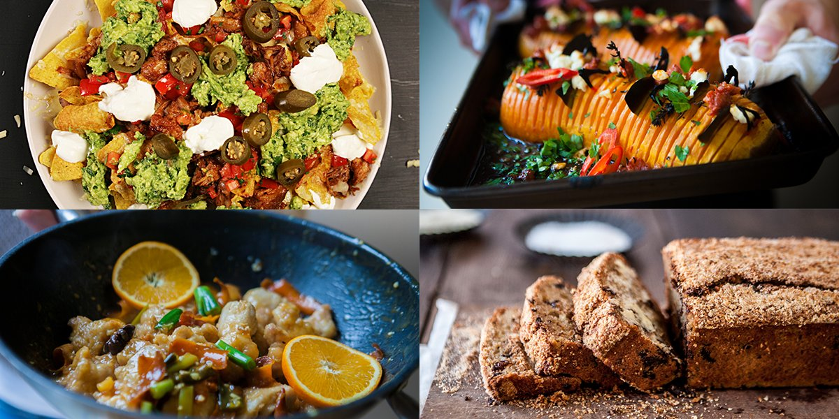 Sortedfood on twitter instagram probs the home of food porn were starting with orange chicken pork belly nachos hasselback squash banana bread how can we make these recipes look taste better forumfinder Gallery