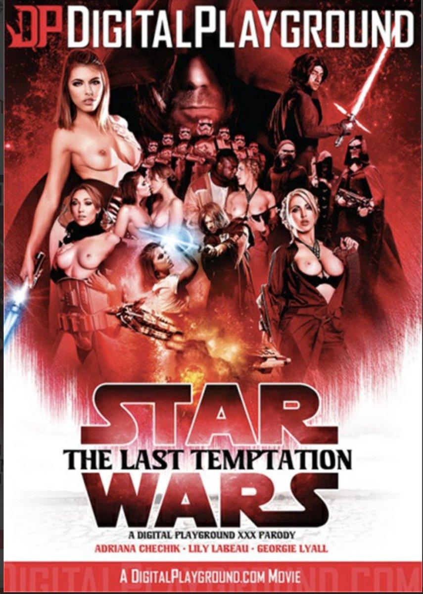 Adriana chechik in star wars the last temptation