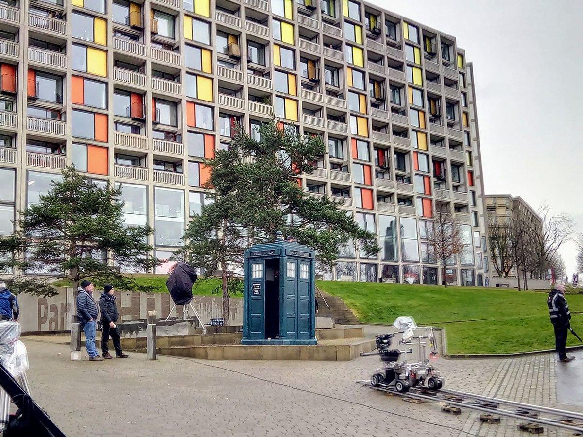 Exposed Magazine's photo on TARDIS
