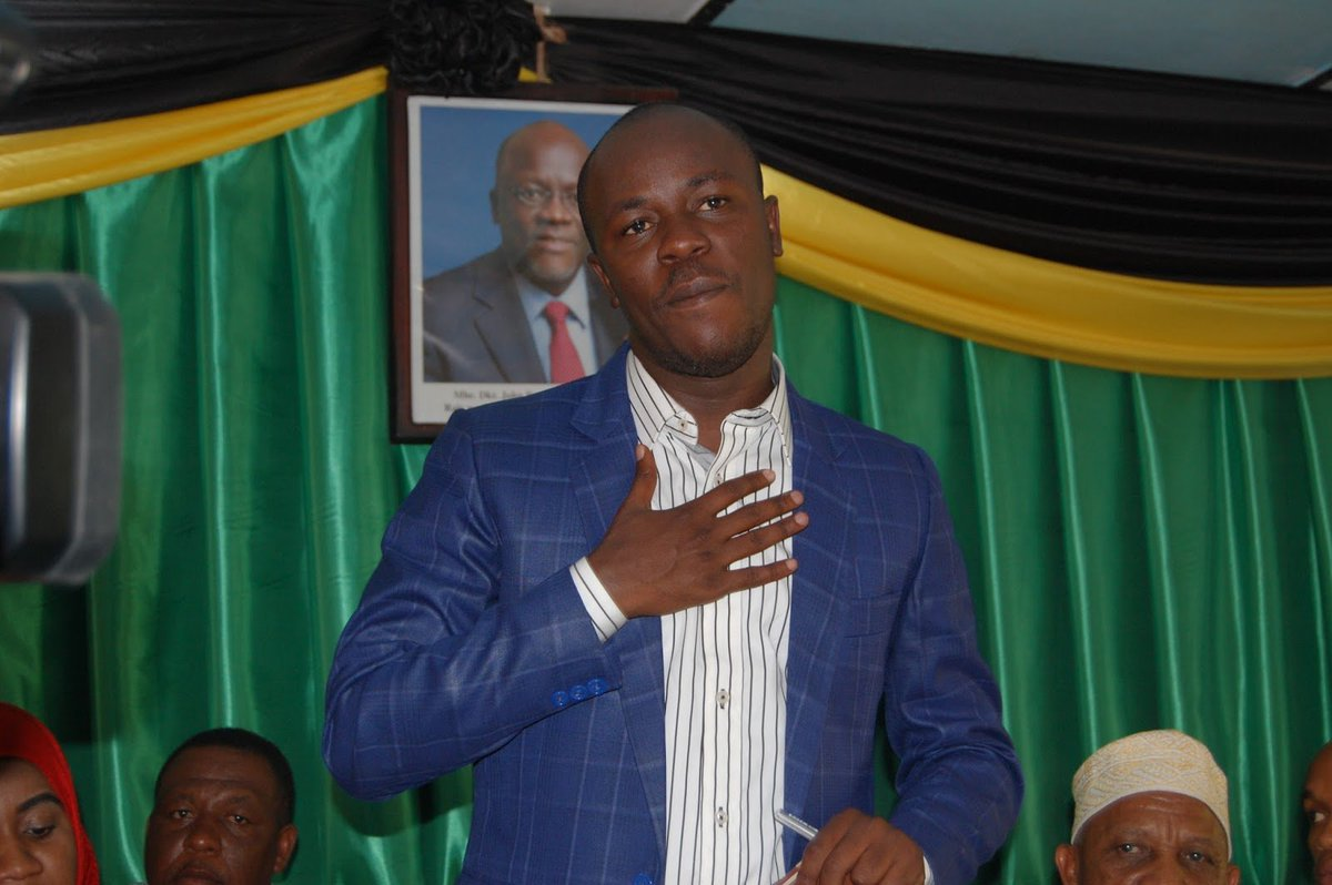 Naibu Waziri aagiza Muhandisi akamatwe :-  eatv.tv/news/current-a…