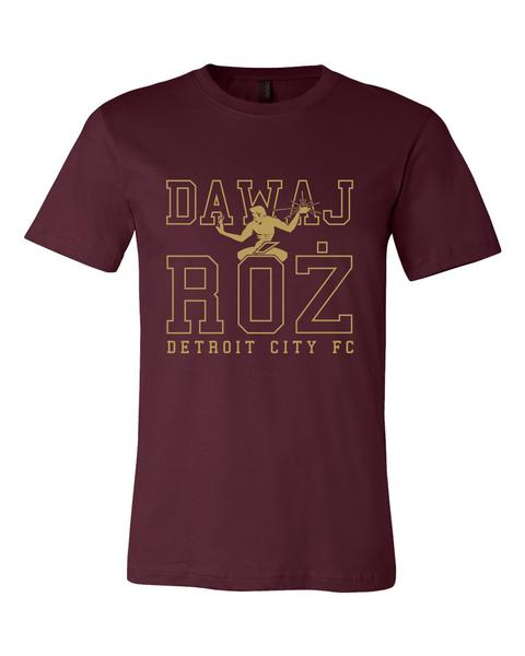 Just in time for #PaczkiDay. The Polish edition of our Allez Le Rouge tee is now available online:  http:// bit.ly/2EASZCf  &nbsp;  . #DCTID<br>http://pic.twitter.com/NHxhKWHHSU