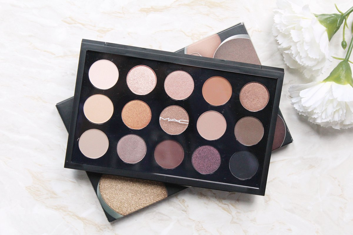 Buff Eyeshadow Palette Review